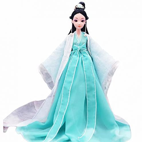 LSSJLUH Hanfu-Puppe