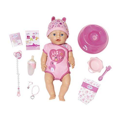 Zapf Creation BABY born Soft Touch Girl