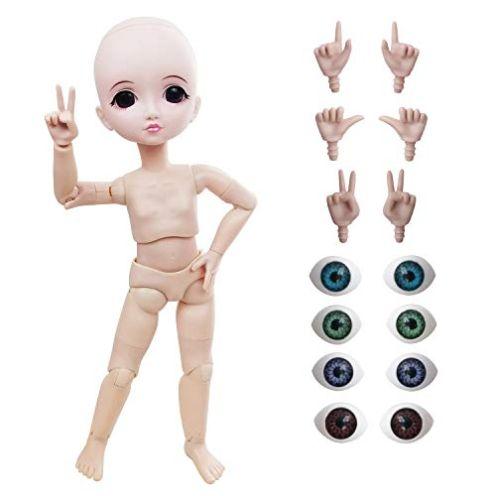 EVA BJD Basic Puppe