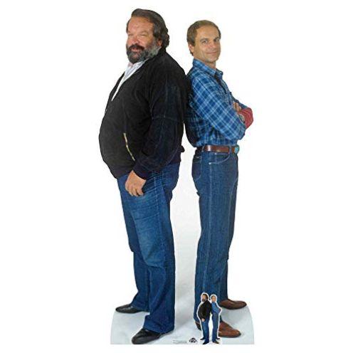 Star Cutouts CS797 Bud Spencer & Terence Hill Pappaufsteller
