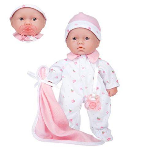 JC Toys La Baby Puppe