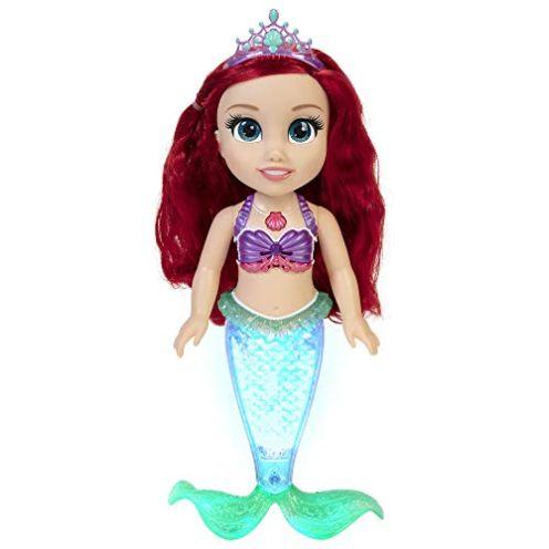 Disney Arielle Sing & Glitzer Puppe