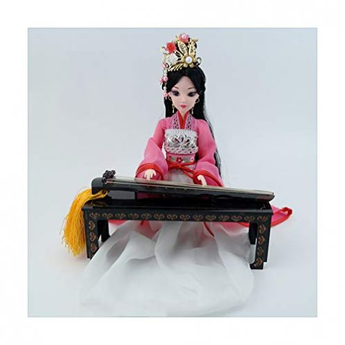 Siunwdiy Chinesische Puppe