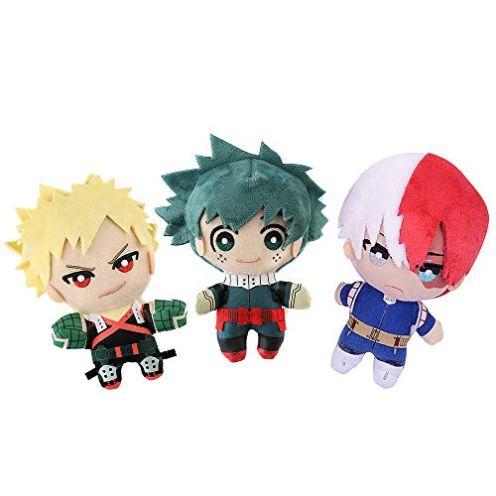 DOUBLECOIN My Hero Academia Puppen Set