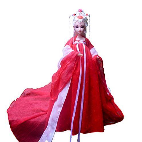 Hongsuny Chinesische Puppe