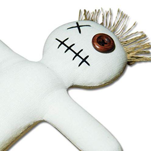 Voodoo Shop Mojo Doll Voodoo Puppe