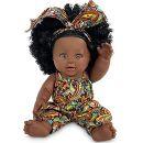 Nice2you Afrikanische Puppe für Kinder