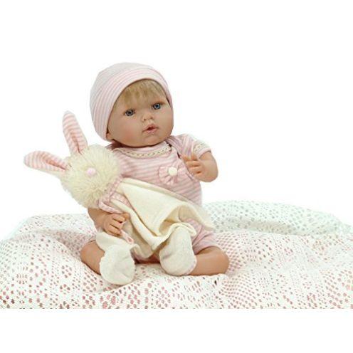 Nines d'Onil Reborn Puppe mit Häschen