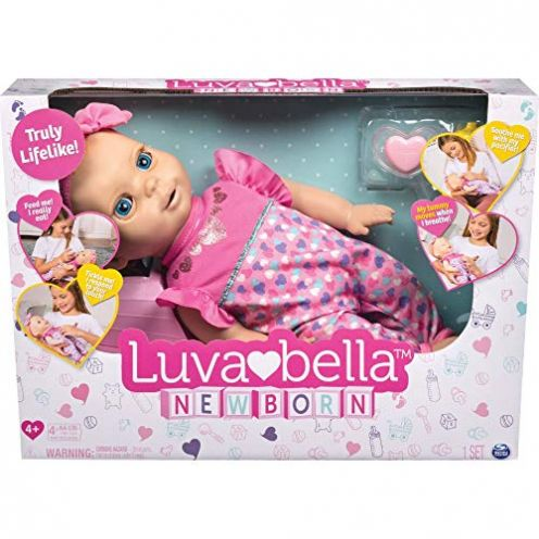 Luvabella Newborn Babypuppe