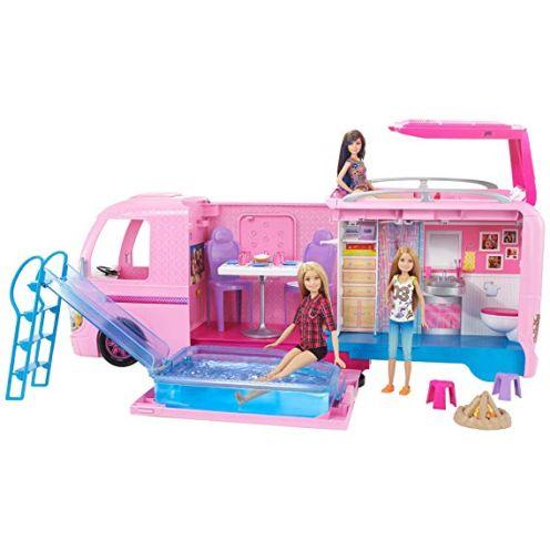 Barbie FBR34 - Super Abenteuer Camper