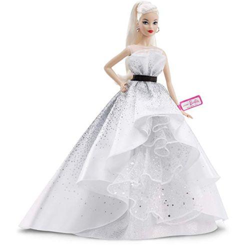Barbie FXD88 - Barbie Sammlerpuppe zum 60. Jubiläum