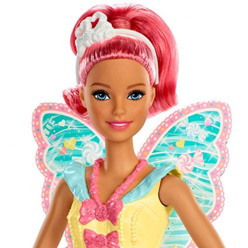Barbie FXT03 - Dreamtopia Fee Puppe