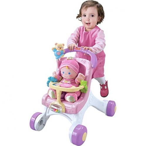 Fisher Price M9523 - Puppenwagen