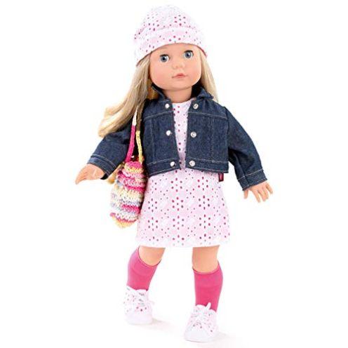 Götz 1490366 Precious Day Girls Jessica Color&Lace