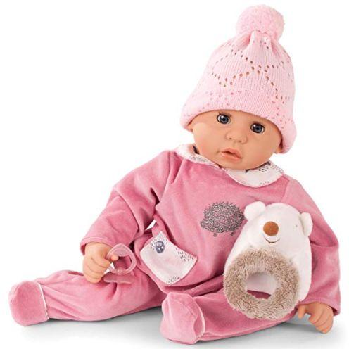 Götz 1961049 Cookie Igel Puppe
