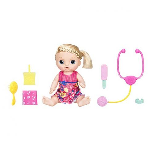 Hasbro Baby Alive C0957100 - Baby Schnupfnäschen