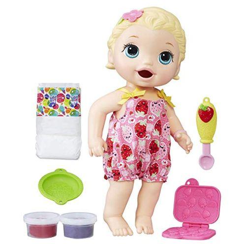 Hasbro C2697EU5 - Baby Alive Fütterspaß Lily