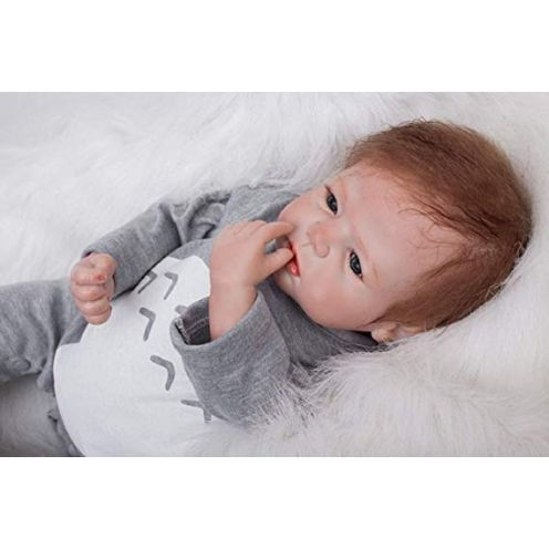HOOMAI 22'' 55CM Reborn Baby