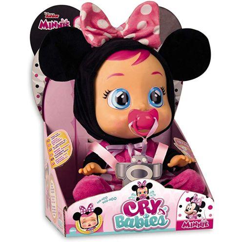 IMC Toys 97865IM - Cry Babies Minnie Maus