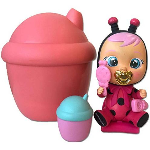 IMC Toys Mini-Marionette Cry Babies Magic Tearslila