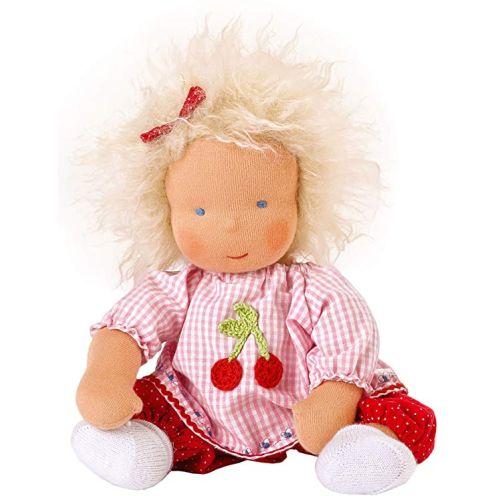 Käthe Kruse 38025 - Waldorfpuppe Baby Mia