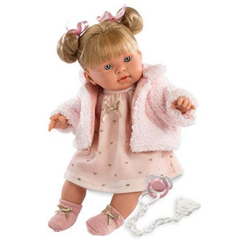 Llorens 42258 weinende Puppe Alexandra