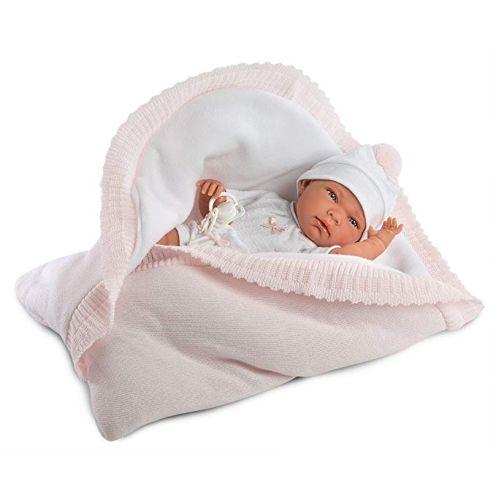 "Llorens 73852"" Newborn Nica Puppe"