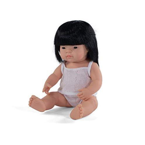 Miniland 31156 - Baby (asiatisches Mädchen)