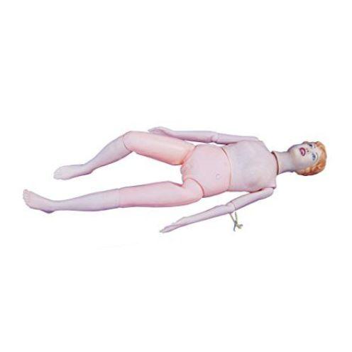 66fit Krankenpflegepuppe Weiblicher Patient