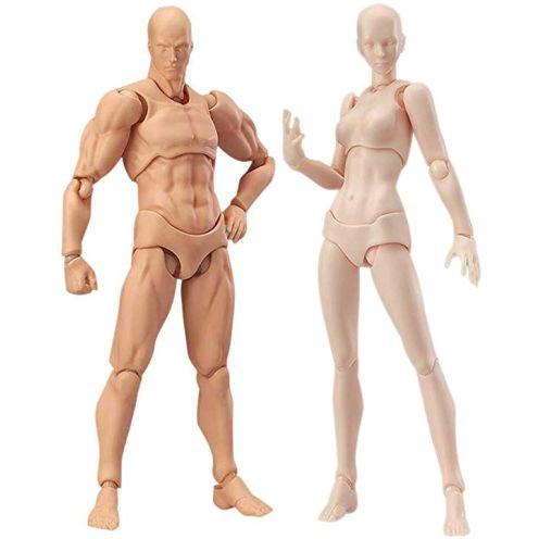 Action Figuren Modell
