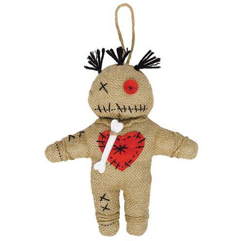 amscan Deko-Figur Voodoo Puppe