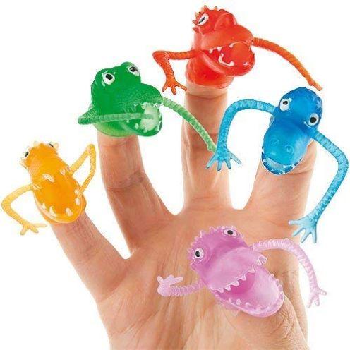 Baker Ross Fingerpuppen Monster