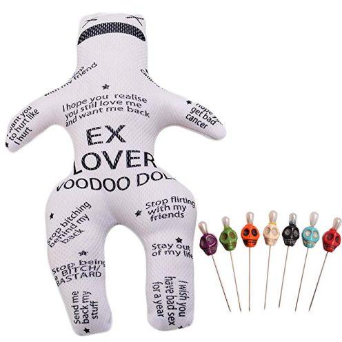 GRACEART Personalisiert Rache Voodoo Puppe