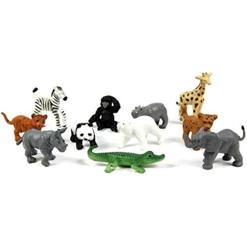 Miniblings 11x Zootiere