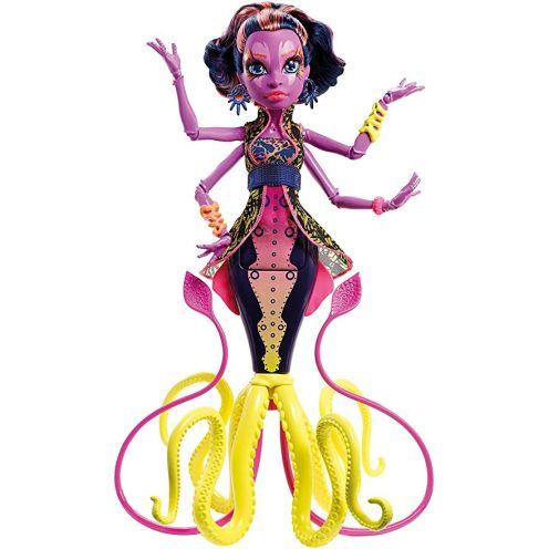 Monster High Mattel DHB49 - Das Große Schreckensriff, Kala Merri