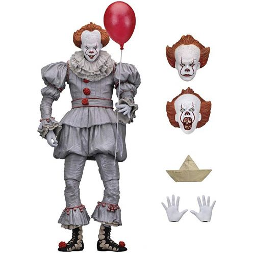 "Neca Stephen Kings Es 7"" Ultimate Actionfigur Pennywise 2017"