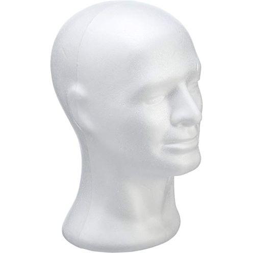 RAYHER Styropor-Kopf männlich