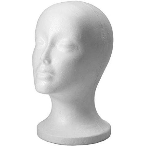 Romote weiblich Styropor-Schaum-Mannequin-Kopf