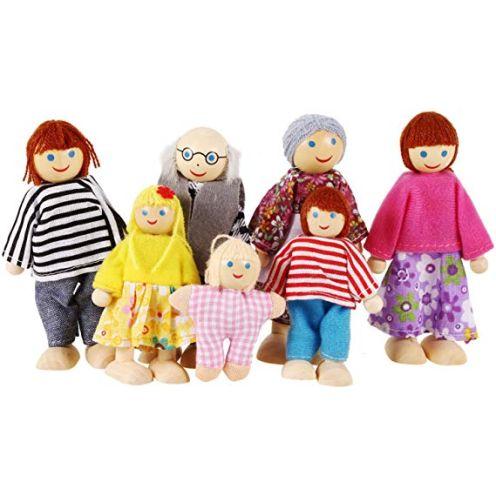 Smibie Puppenfamilie