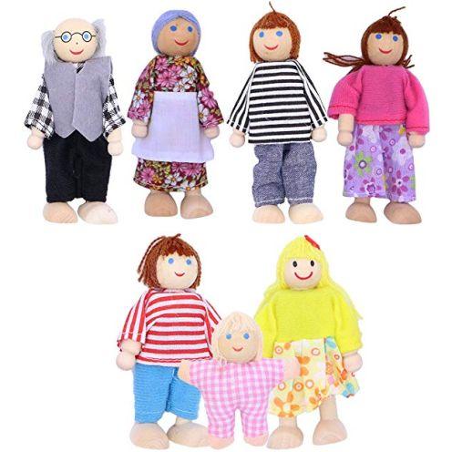 TOYMYTOY Puppenfamilie