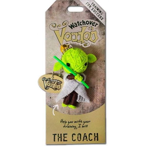 Watchover Voodoo Doll - The Coach