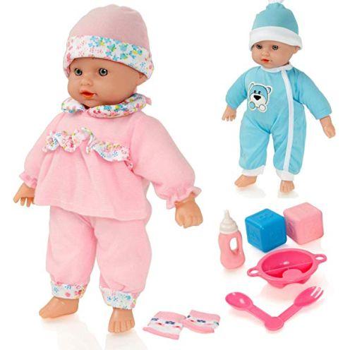 Molly Dolly Sweet klingt Lil 'Baby Sprechende Puppe