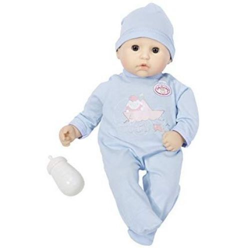 Zapf Creation 700341 My First Baby Annabell Bruder Puppe