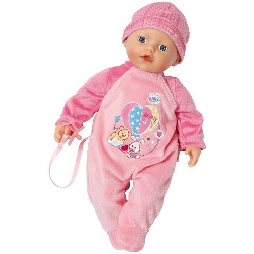 Zapf Creation 822524 My little Baby born