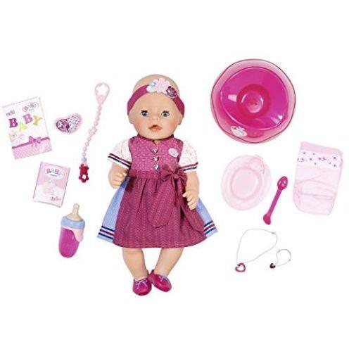 Zapf Creation 824221 Baby Born Puppe