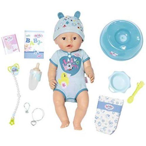 Zapf Creation Baby Born Soft Touch Boy Puppe
