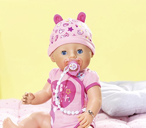 Zapf Creation Baby born Soft Touch Girl Blue Eyes online