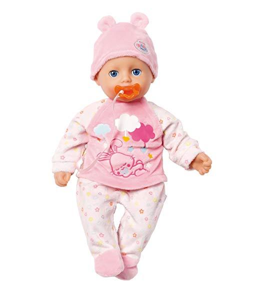 Zapf Creation 825334 My Little Baby Born Super Soft