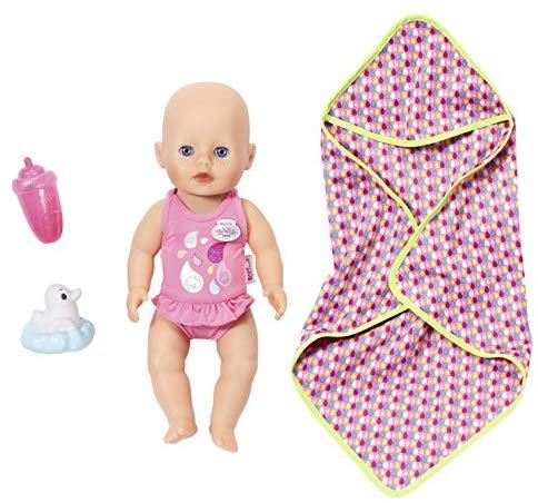 Zapf Creation 825341 My Little Baby Born Badespaß Puppe